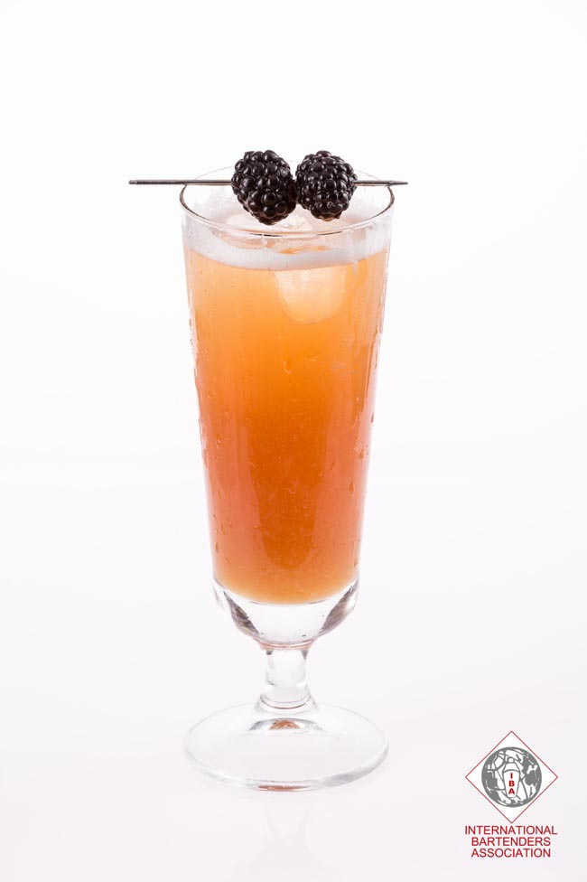 Russian Spring Punch